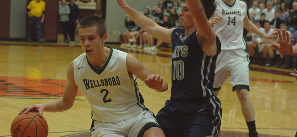 Wellsboro Boys Basketball League Records