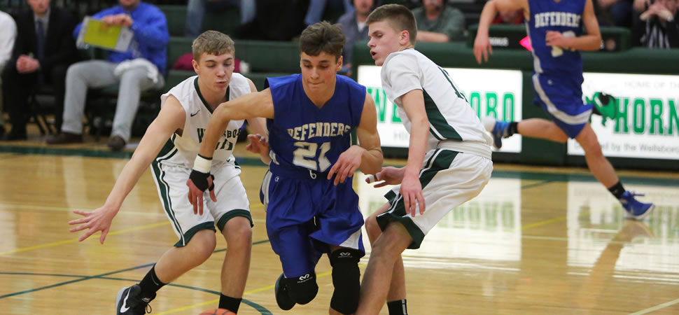 Wellsboro Boys Basketball Photo Gallery